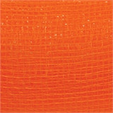 Orange GeoMesh Fabric
