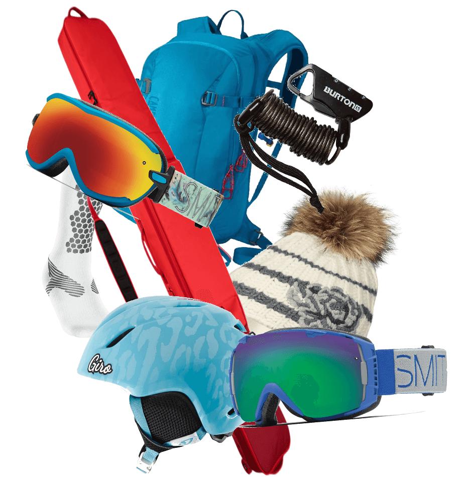 Ski and Snowboard Accessories
