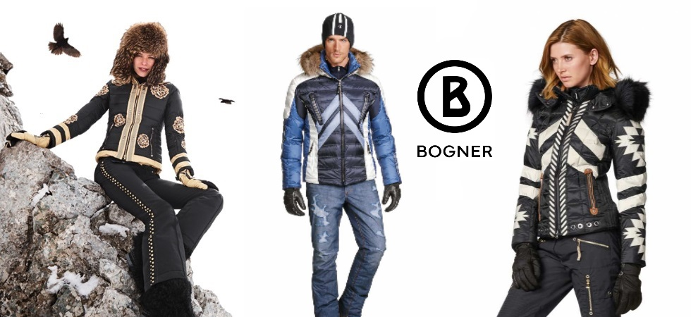 Bogner Ski Jackets, Pants and Layers