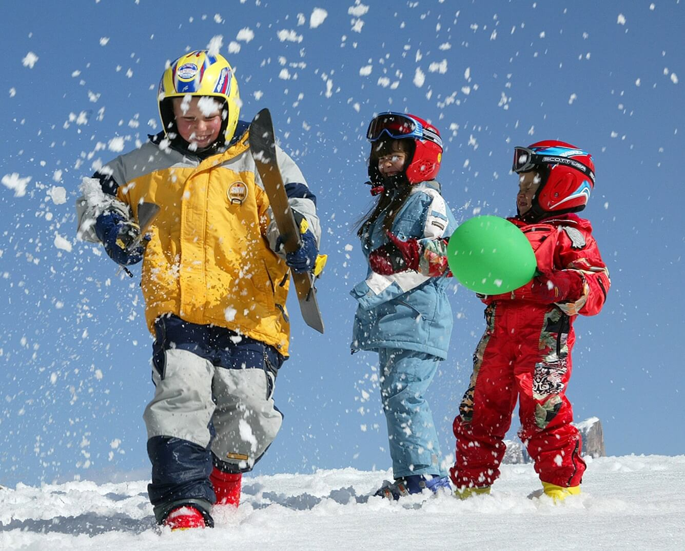 Ski Jackets and Pants for Boys and Girls