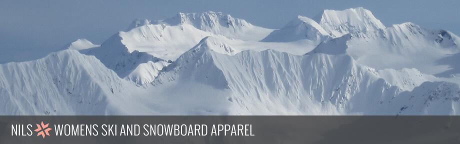 Nils Stylish Ski Wear for Ladies