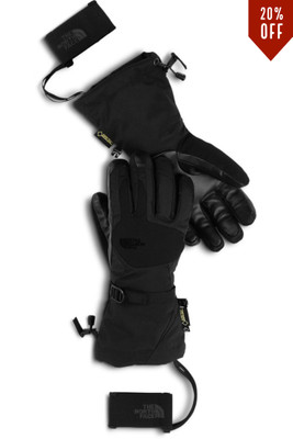 The North Face Powderflow Gore-Tex Glove | Women's | Past Season | NF00CTF8 | JK3 | Black