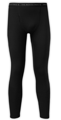 The North Face Men's Warm FlashDry™ Black Tights | CL75