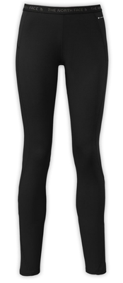 The North Face Women's Warm FlashDry™ Black Tights | CL81