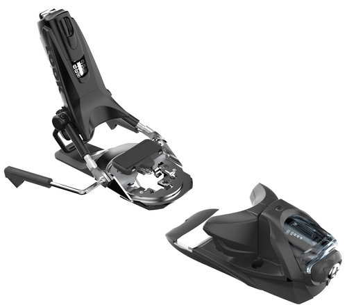 Look Ski Bindings | PIVOT 12 DUAL WTR B115 | FCFA017 Black, consistently demanded by the world's best, the iconic LOOK PIVOT is the most trusted and reliable binding in skiing!