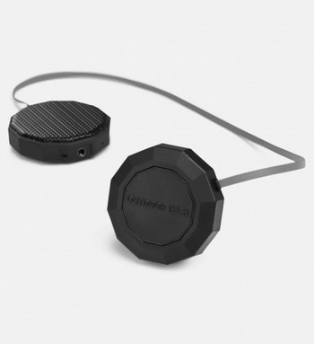 Outdoor Tech Wired Chips, wired helmet speaker system