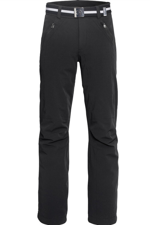 Bogner Ski Pants | Men's Larson-T | 1112 | Black | Front