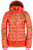 Bogner Down Ski Jacket | Women's Calina-D | 3160 | Hot Red | Front