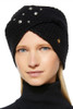 Bogner Ear Warmer | Women's Faizal | 9159 | Cashmere | Black