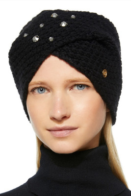 Bogner Ear Warmer | Women's Faizal | 9159 | Cashmere | Black