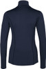 Bogner T-Neck | Women's Madita 1/4 Zip | 5156 | Navy | Back