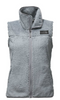 The North Face Women's Khampfire Vest shown in Mid Grey. NF0A39NP