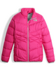The North Face Girl's Andes Down Jacket shown here in Petticoat Pink. NF0A34V2