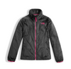 The North Face Girl's Osolita Triclimate Jacket shown here in Petticoat Pink (Liner). NF0A34UM