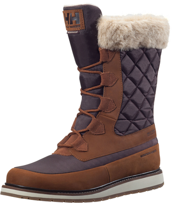 Helly Hansen Winter Boots | Women's Arosa HT | Whiskey | 11291 angle profile