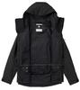 Burton Snowboard Jacket | Men's Hilltop shown in True Black