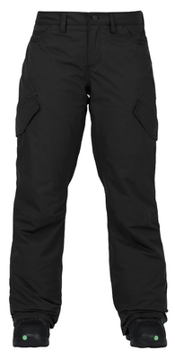 Burton Snowboard Pants | Women's Fly Pant shown in True Black