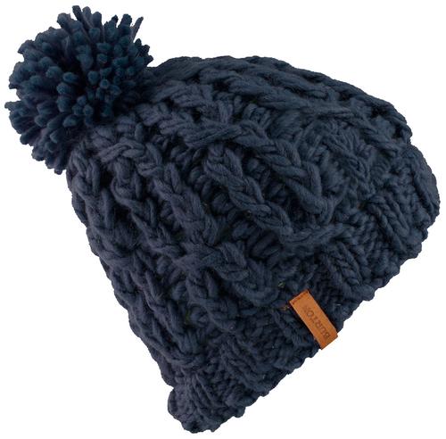 Burton Snowboard Hat | Women's Kismet Beanie shown in Mood Indigo