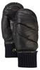 Burton Snowboard Mittens | Women's Premium Warmest Mitt shown in True Black