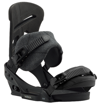 Burton Snowboard Binding | Men's Mission EST shown in Black