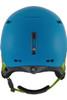 Anon Snowboard Helmet | Men's Rodan | 133621 | Blue | Back