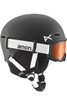 Anon Snowboard Helmet | Youth Define | Helmet | Goggles |152351 | Black | Side