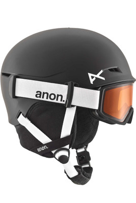 Anon Define Helmet | Kid's | 152351 | Black | Side