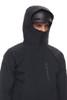 686 Snowboard Jacket | Men's GLCR Gore-Tex GT | L7W102 | Black | Hood Detail
