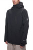 686 Snowboard Jacket | Men's GLCR Gore-Tex GT | L7W102 | Black | Front Side