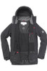 686 Snowboard Jacket | Men's GLCR Gore-Tex GT | L7W102 | Black | Inside Detail