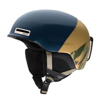 Smith Helmets   Men's Maze   H18MZ18   Color: Matte Navy Camo