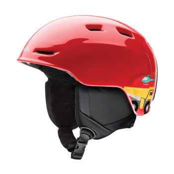 Smith Helmets | Zoom Jr | H18ZO18 | Color: Fire Transportation