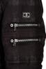 Bogner Ski Jacket   Men's Tarek-D   3109   Black   Sleeve Detail