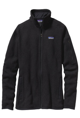 Patagonia Better Sweater Jacket | Women's | Black
