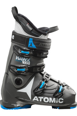 Atomic Ski Boots | Hawx Prime 100 | AE5016440 | Anthracite | Black | Blue