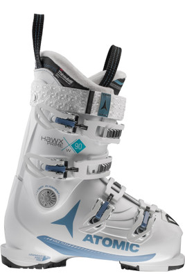 Atomic Ski Boots | Women's Hawx Prime 90W | AE5016460 | White | Light Blue