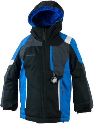 Obermeyer Ski Jackets | Boy's Scout shown in Black