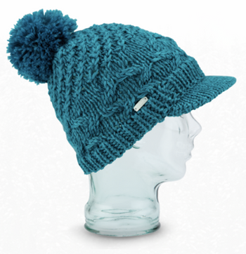 Coal Beanie | Jane Brim | 2380 | Sea Blue