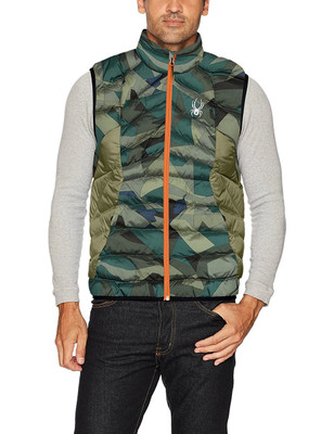 Spyder Vest | Men's Synthetic Down