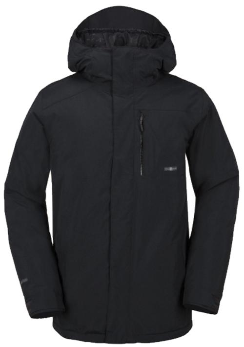 Volcom Snowboard Jackets | Men's L Insulated Gore-Tex | G0451801 | Black