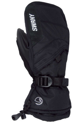 Swany X-Over Mitts | Junior | SX66J | Black