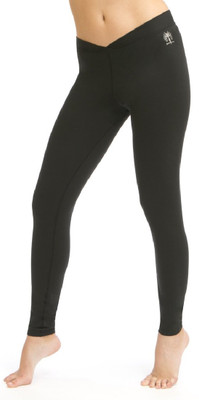Snow Angel Base Layer | Women's Doeskin V-Waist Legging