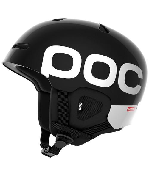 POC Snow Sports Helmet | Auric Cut Backcountry Spin Helmet | 10499 in Black