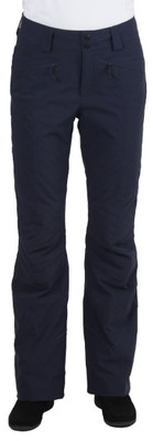 Fire & Ice Liza2 Womens Ski Pants | 1468 in Indigo blue, from the front