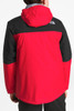 The North Face Boundary Triclimate Ski Jacket | Boy's | NF0A34Q3 | KZ3 | TNF Red | TNF Black | Back