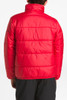 The North Face Boundary Triclimate Ski Jacket | Boy's | NF0A34Q3 | KZ3 | TNF Red | TNF Black | Liner Back