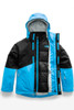 The North Face Boundary Triclimate Ski Jacket | Boy's | NF0A34Q3 | NXS | Hyper Blue | Front
