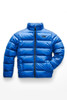 The North Face Andes Down Jacket | Boy's | NF00CHQ6 | WXN | Turkish Sea | Front