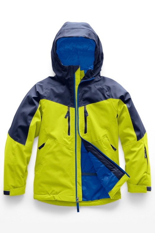 The North Face Chakal Insulated Ski Jacket Boy S Nf0a3cpt