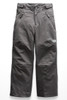 The North Face Freedom Insulated Ski Pant | Boy's | NF0A34RE | 044 | Graphite Grey | Front